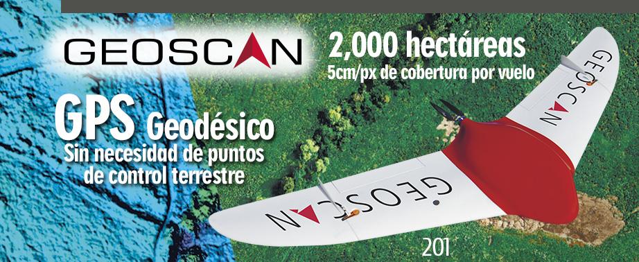 Dron Geoscan